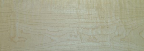 Hard Curly Maple - Grade 3a