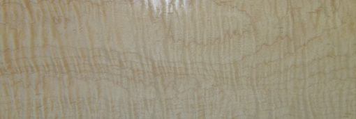 Hard Curly Maple - Grade 5a