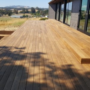 TM Ash Snap-to-it decking - California (sold by deck supply warehouse)