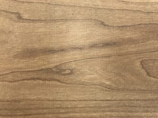 Close up of birch flooring