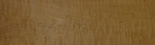 Soft Curly Maple - Grade 4a